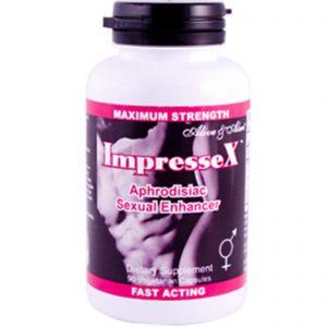 ImpresseX Women Sexual Enhancer