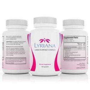 Three Bottles of Lyriana
