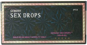 Box of the Germany Sex Drops