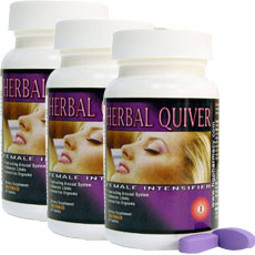 Herbal Quiver Bottle