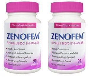 Two Bottles of Zenofem